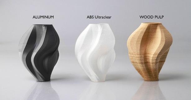 matériaux impression 3D