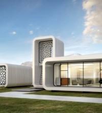 Première mondiale ! Dubaï va construire les premiers bureaux imprimés en 3D