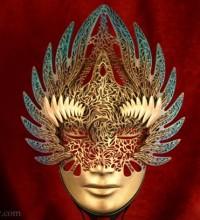 Melissa Ng et son incroyable collection de masques imprimés en 3D !