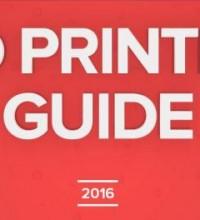 Les meilleures imprimantes 3D 2016 selon 3D Hubs