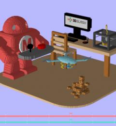 3D Slash et son logiciel grand public passent au 2.0 !